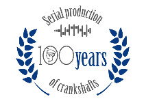 <strong>We Celebrate 100 Years of the Crankshafts Serial Production</strong>
